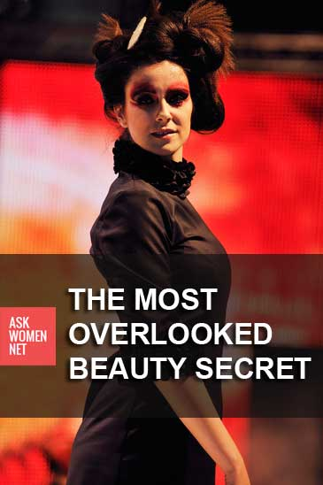 The Most Overlooked Beauty Secret