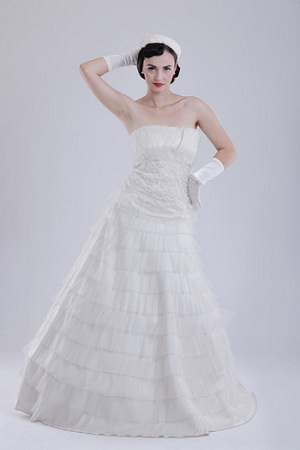 Vintage Wedding Dresses – Go Retro on Your Big Day!