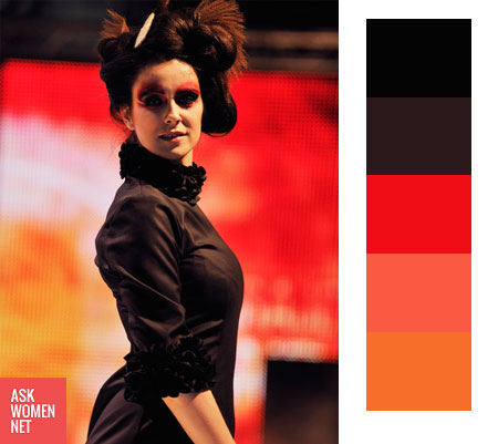 Color Inspiration - Warm Autumn