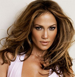 What's Your Face Shape? Jennifer Lopez