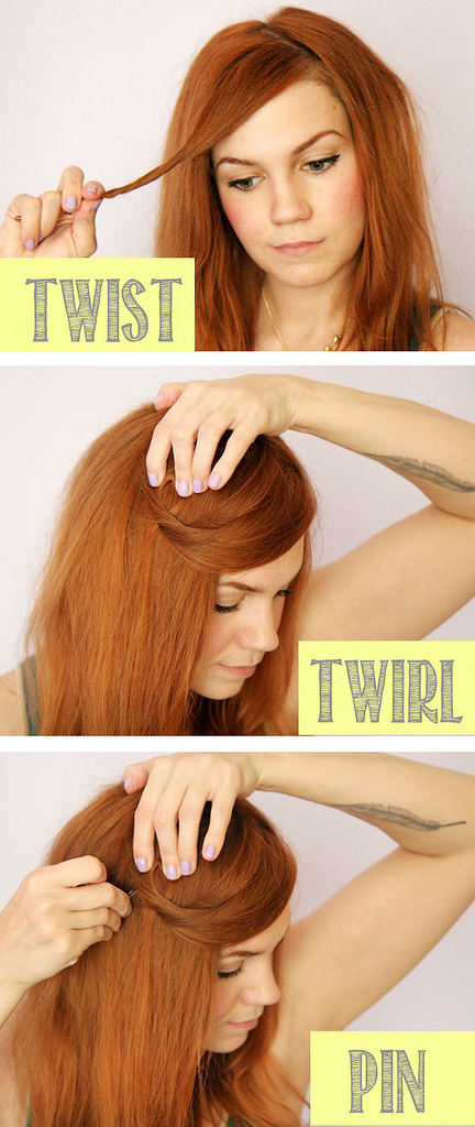 grow out bangs hairstyles and tips for faster hair growth