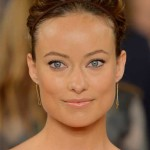 Olivia Wilde square face shape