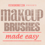 Makeup Brushes Made Easy [INFOGRAPHIC]